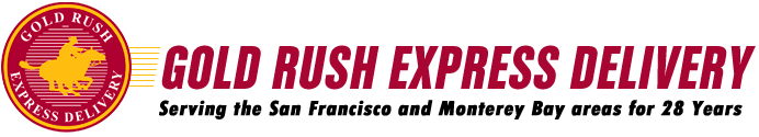 Gold Rush Express Delivery Messenger and Courier Service