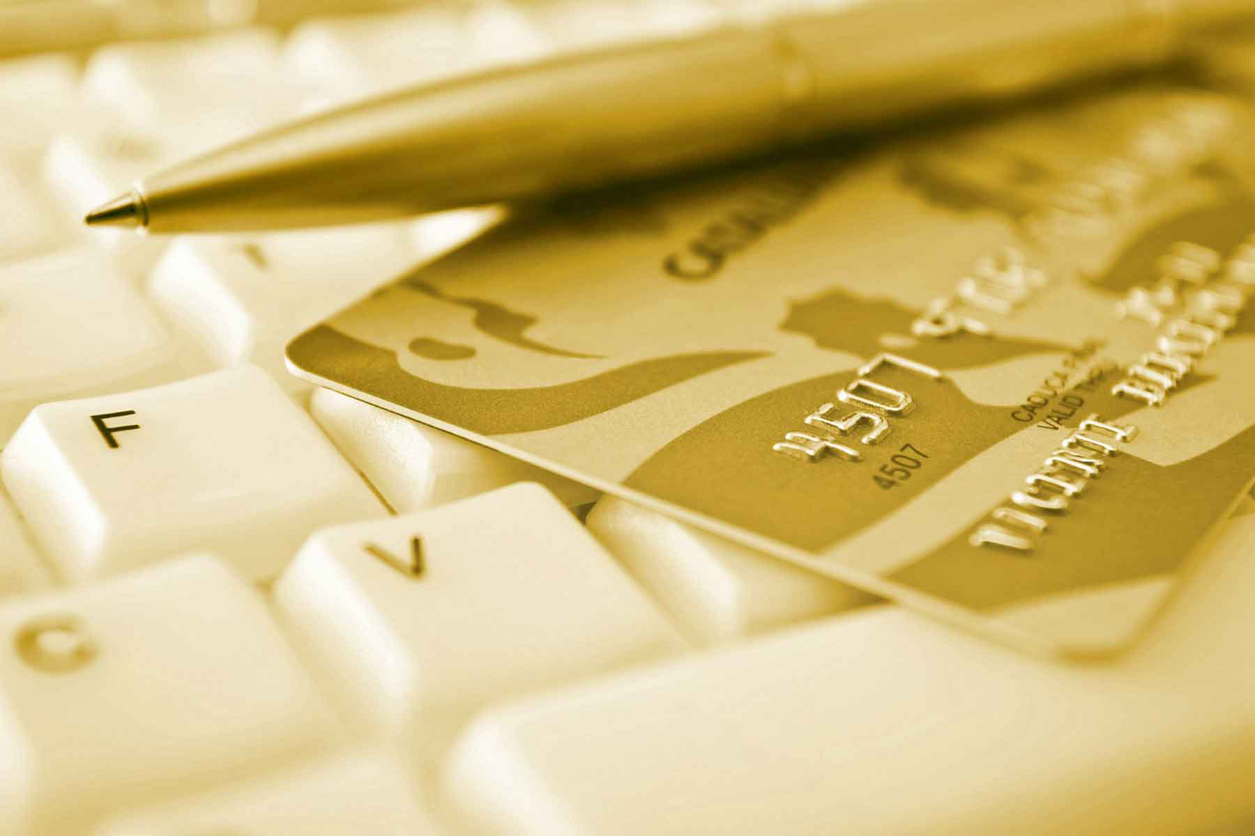 Book Dlivery Services with your Credit Card