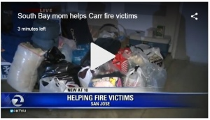 Jaime Bruck Carr Fire Donations