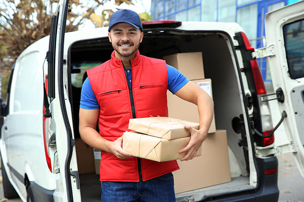 Pre-Routed and Scheduled Deliveries in San Jose, California